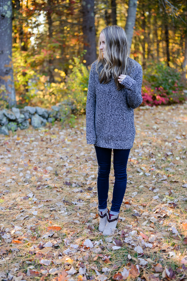 Cozy Layers + Styling Booties
