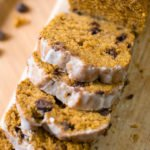 Family Favorite: Chocolate Chip Pumpkin Bread