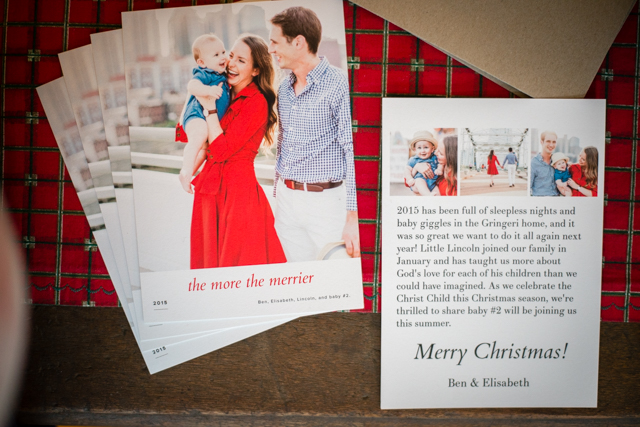 im so happy to finally be sharing this wonderful news we sent out as our christmas cards this year - Pregnancy Announcement Christmas Card