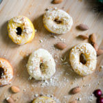 Almond Donut Recipe + The Worst Morning