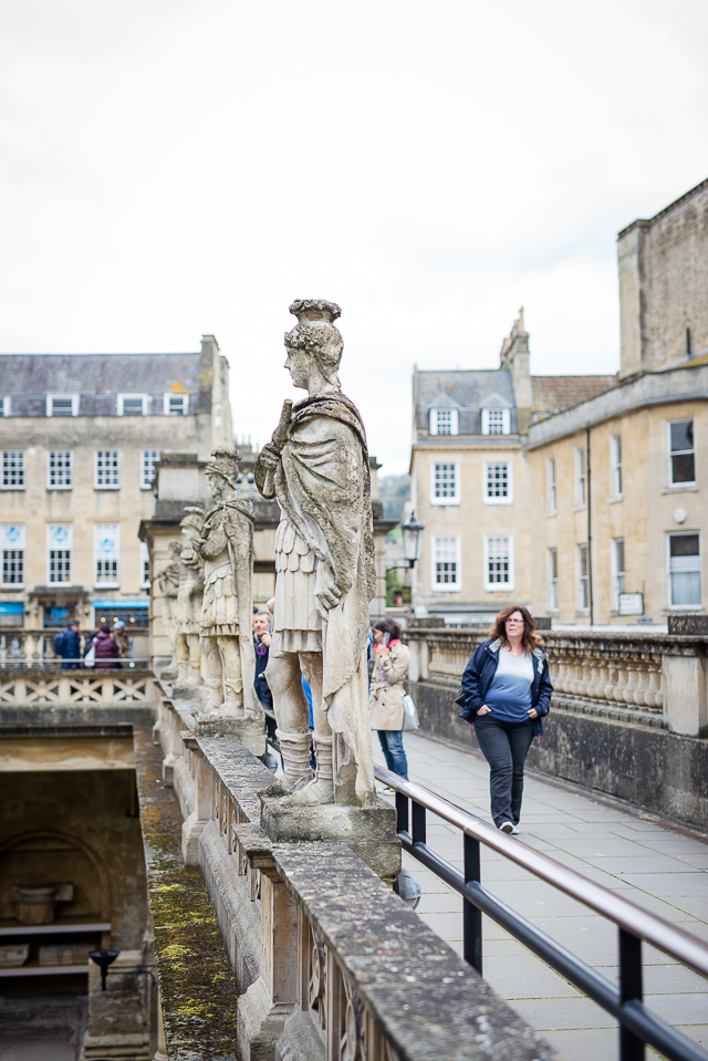 A Day in Bath (the city, not the room)