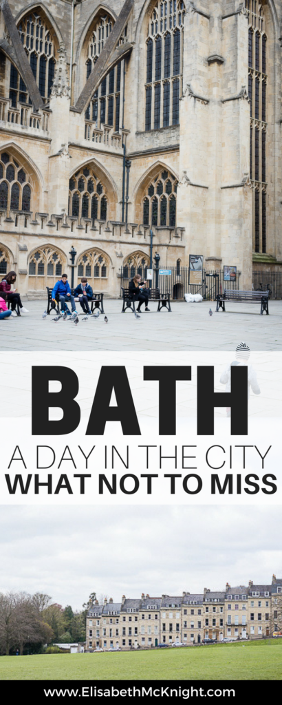 traveling to Bath, England? don't miss these top sights and spots! whether it's Jane Austen's home or the roman baths, there are so many things to do.