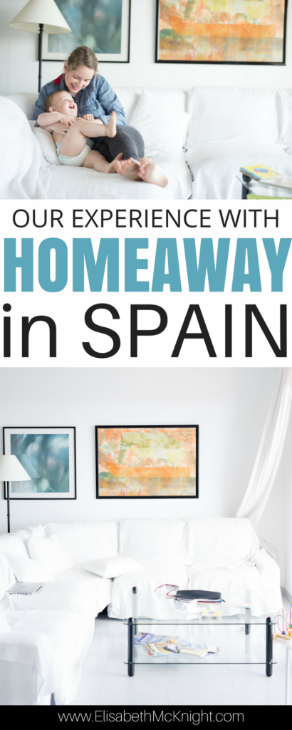 looking to rent a house or apartment while traveling europe? here's the scoop on using HomeAway while traveling in Spain
