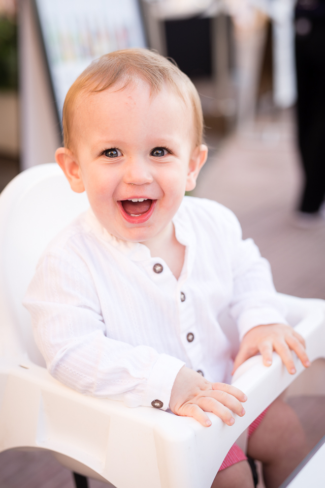 8 Tips For Dining Out With Little Ones by New England mom blogger Elisabeth McKnight