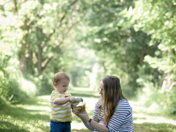 Toddler Friendly Trail Mix Ideas