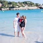 Spanish Beaches at 33 weeks