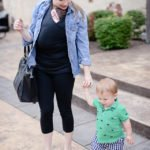 The Postpartum adjustment + A Saturday Outing