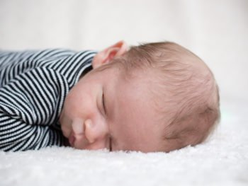 The 8 Things That Reduced Tears with Newborn Linc