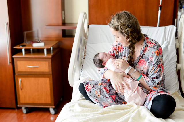 Getting the Most out of Your Hospital Stay // First Moments with Adelaide by Boston mom blogger Elisabeth McKnight