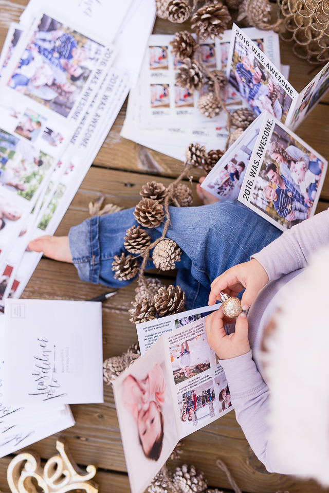family christmas card idea - and tips to make holiday cards a little less stressful
