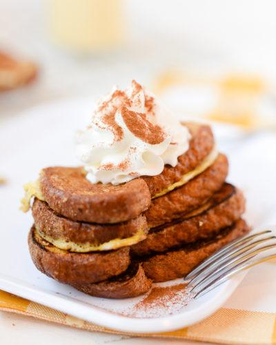 Eggnog Frenchtoast