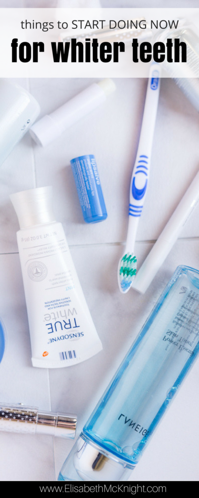 these fast tips for diy whiter teeth are genius!