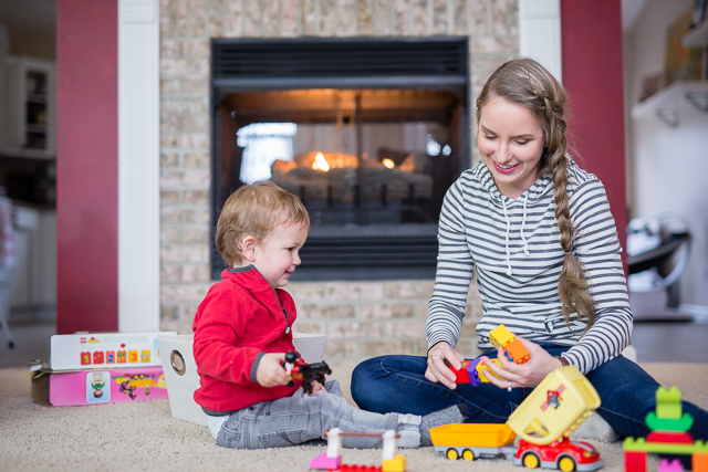 encouraging imaginative play is so important for toddlers, these activities and ideas for play time and the area where you play with your child are so helpful! - Our Favorite Toddler Toys Right Now by Boston mom blogger Elisabeth McKnight