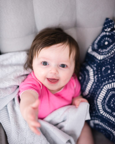 6 Month Baby Schedule