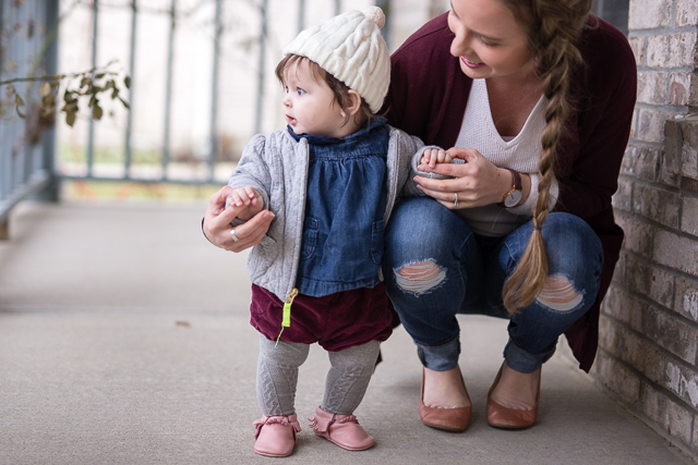 At Home Activities with Your 7 Months Old Baby by Boston mom blogger Elisabeth McKnight