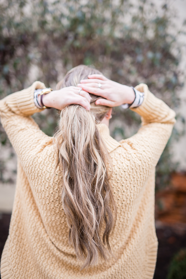 the things you need to stop doing NOW for healthier hair - these tips will help with hair growth and give you stronger, healthier locks