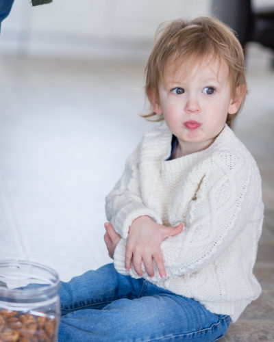 "Why Your Toddler Says ""No"" and How to Respond"