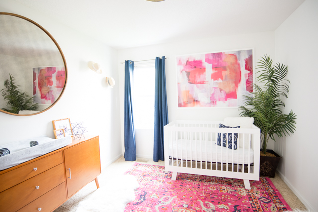 Best Baby Nursery Art by popular Boston mom blogger Elisabeth McKnight
