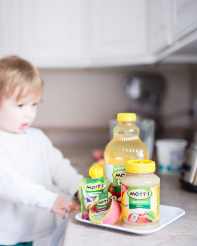 Toddler Approved Smoothie Recipe