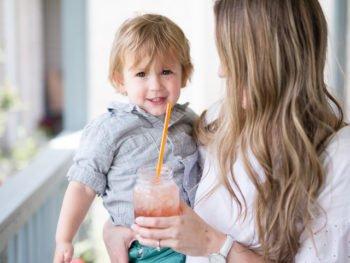 Fruit Juice Slushy Recipe