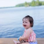 Life On The lake // Lake Pawtuckaway with a baby and a toddler