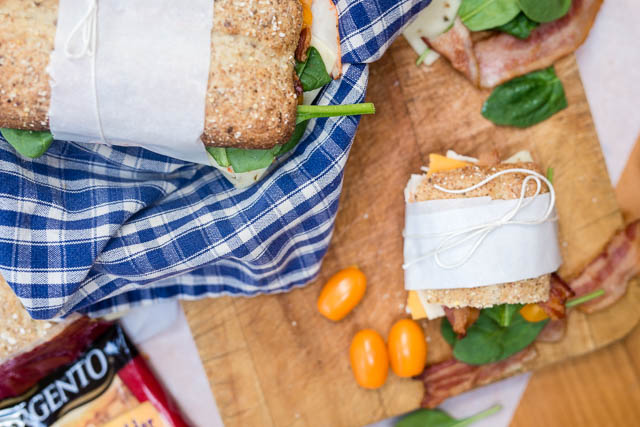 these easy cold picnic sandwiches are perfect for summer outings and picnic lunches