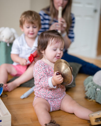 How to Run a Music + Movement Class for Toddlers
