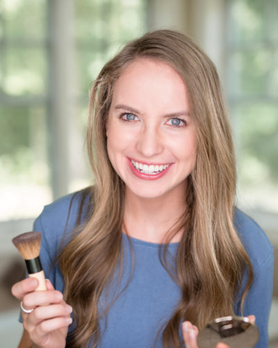 90 Second Makeup Routine that's GOOD for your skin
