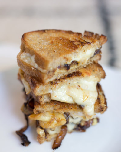 Fancy Grilled Cheese and #ChooseTheTable Giveaway