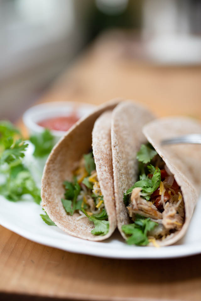 Easy 30 Minute Pulled Pork Tacos by Boston blogger Elisabeth McKnight