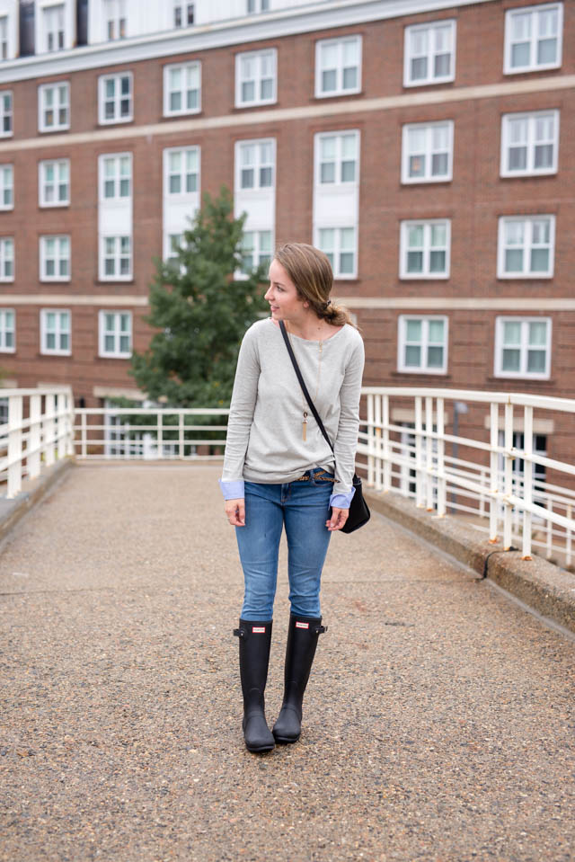 AG Denim x Old Navy Jeans Review by Boston style blogger Elisabeth McKnight