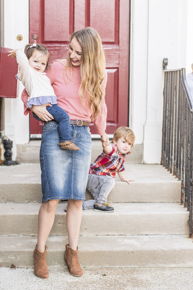 I Spent the Summer as a Working Mom, and It Wasn't What I Expected by Boston mom blogger Elisabeth McKnight