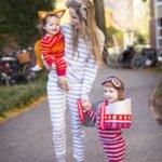 Cozy Pajamas for Halloween