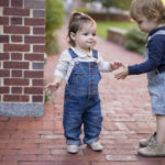Matching Sibling Outfits and Perfect Fall Weather by Boston style blogger Elisabeth McKnight