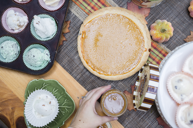 Easy Ice Cream Entertaining Hack and Best Pie and Ice Cream Pairings by Boston lifestyle blogger Elisabeth McKnight