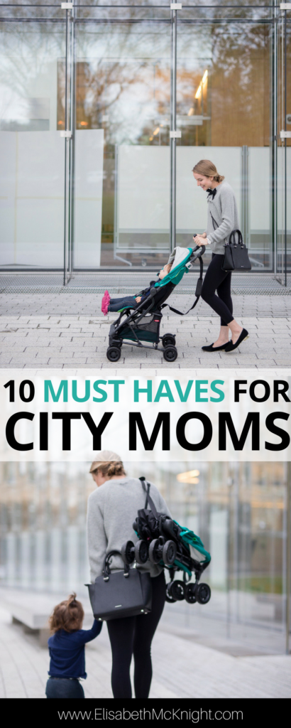 best products for city moms on the go in style