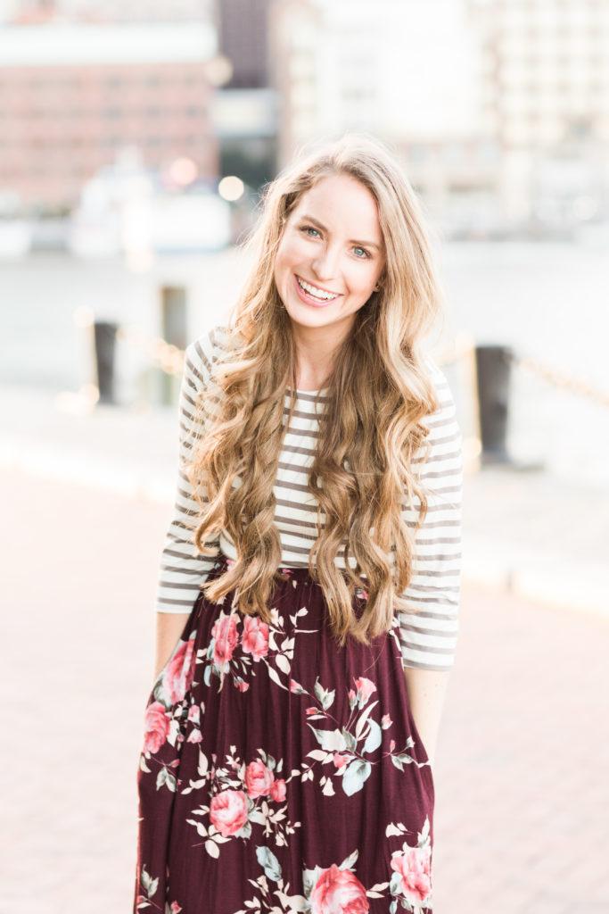 A Gratitude List by popular Boston blogger Elisabeth McKnight
