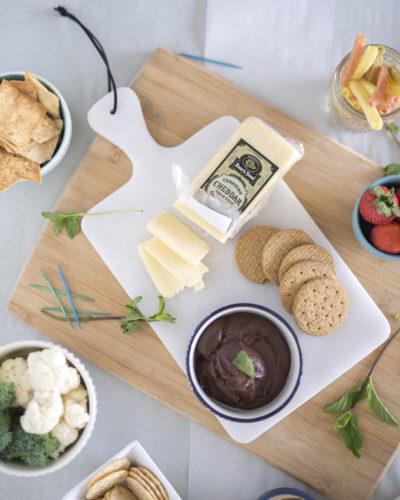 17 things to dip in hummus