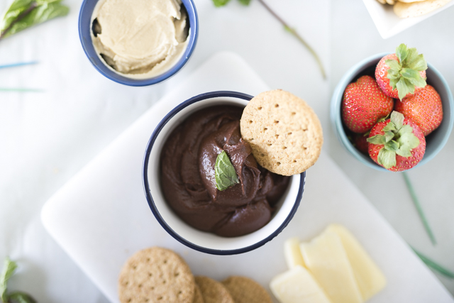 17 things to dip in hummus by Boston lifestyle blogger Elisabeth McKnight