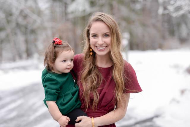 Merry Christmas by popular Boston lifestyle blogger Elisabeth McKnight