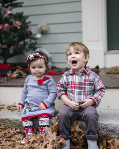 Holidays With 2 Toddlers: Current Family Holiday Traditions