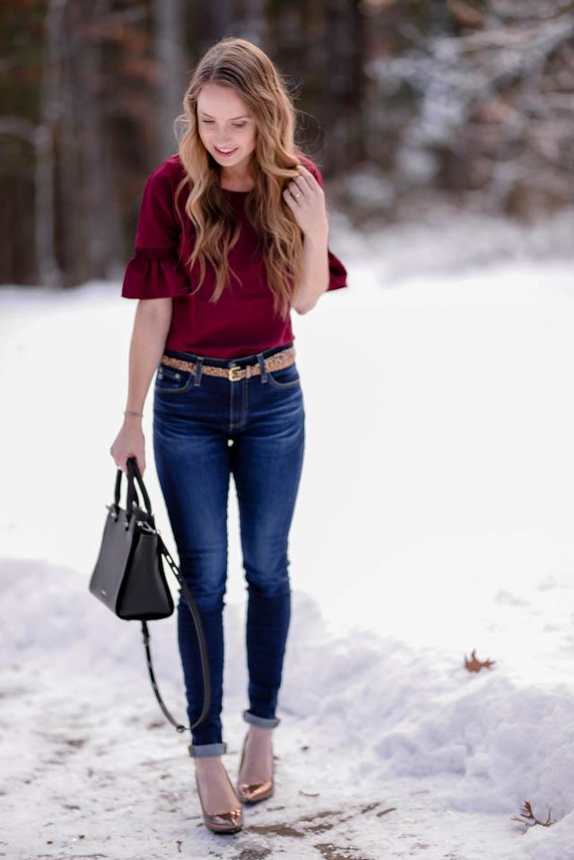 NYE Style + 2018 Goals by popular Boston lifestyle blogger Elisabeth McKnight