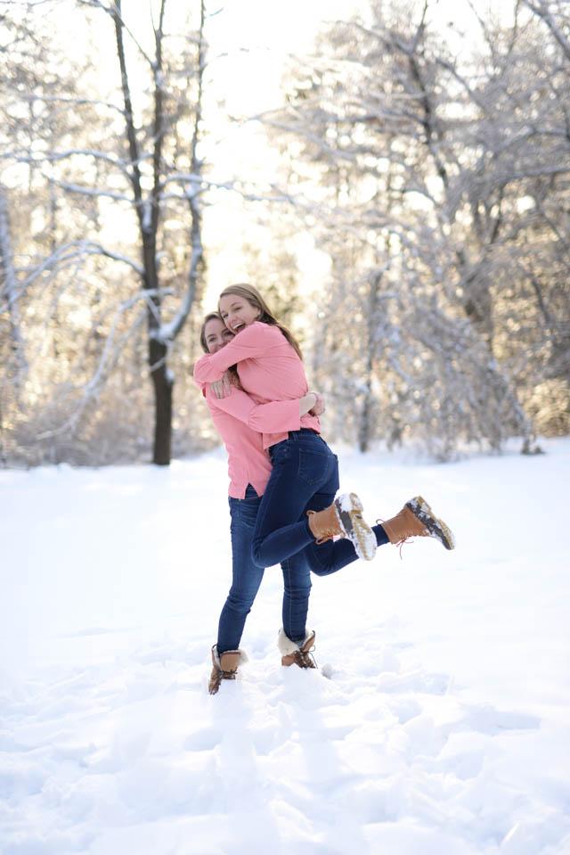Walking in a Winter Wonderland this Christmas Season by Boston lifestyle blogger Elisabeth McKnight