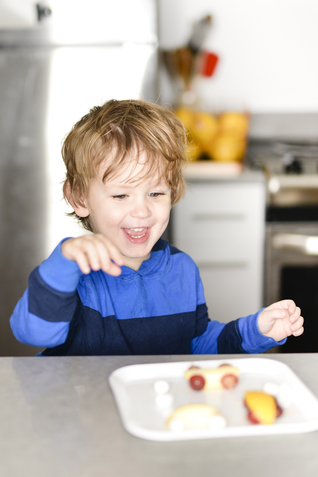 Toddler Apple Cars by popular Boston lifestyle blogger Elisabeth McKnight