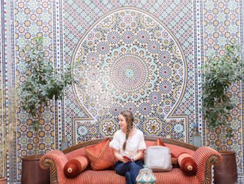 Things to Do in Morocco: Our First Night