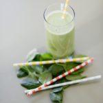 My toddlers favorite fruit and veggie smoothie recipe