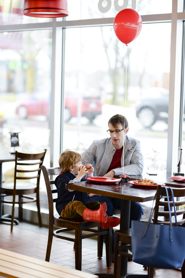 Lincoln Turns Three: A toddler birthday date by popular Boston blogger Elisabeth McKnight