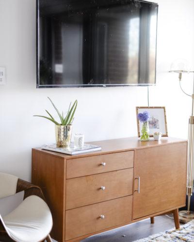 Favorite Living Room Update