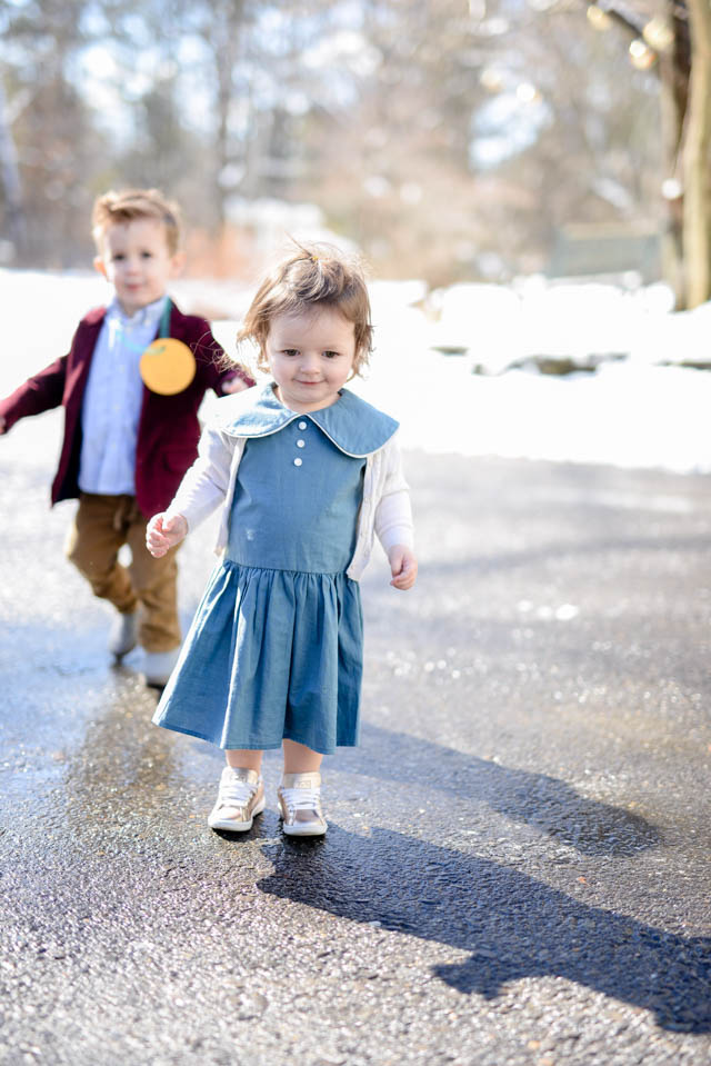 Day in the Life: Sunday with Toddlers Edition by popular Boston mom blogger Elisabeth McKnight