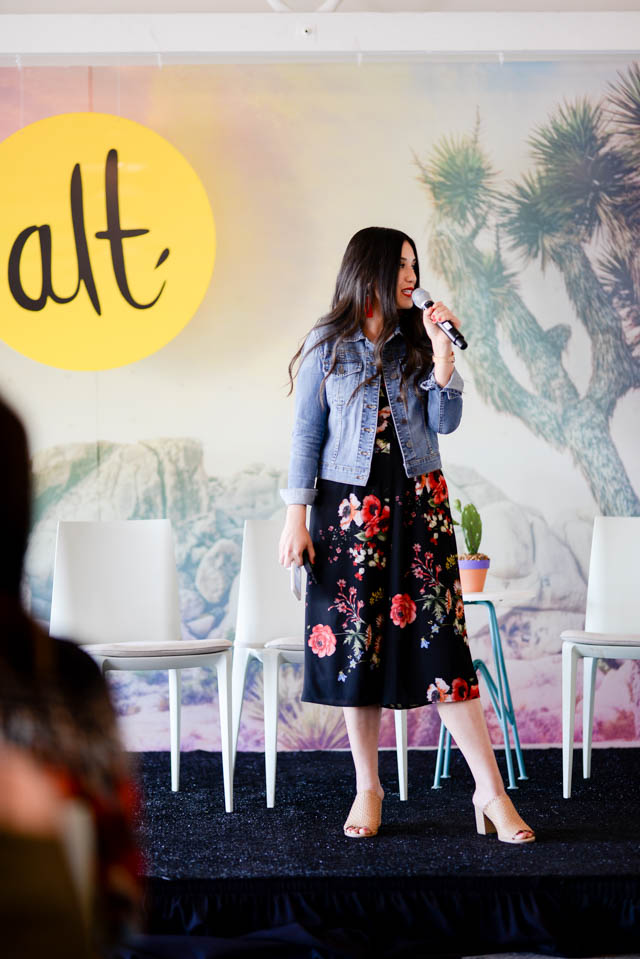 Alt Summit 2018 by popular Boston blogger Elisabeth McKnight